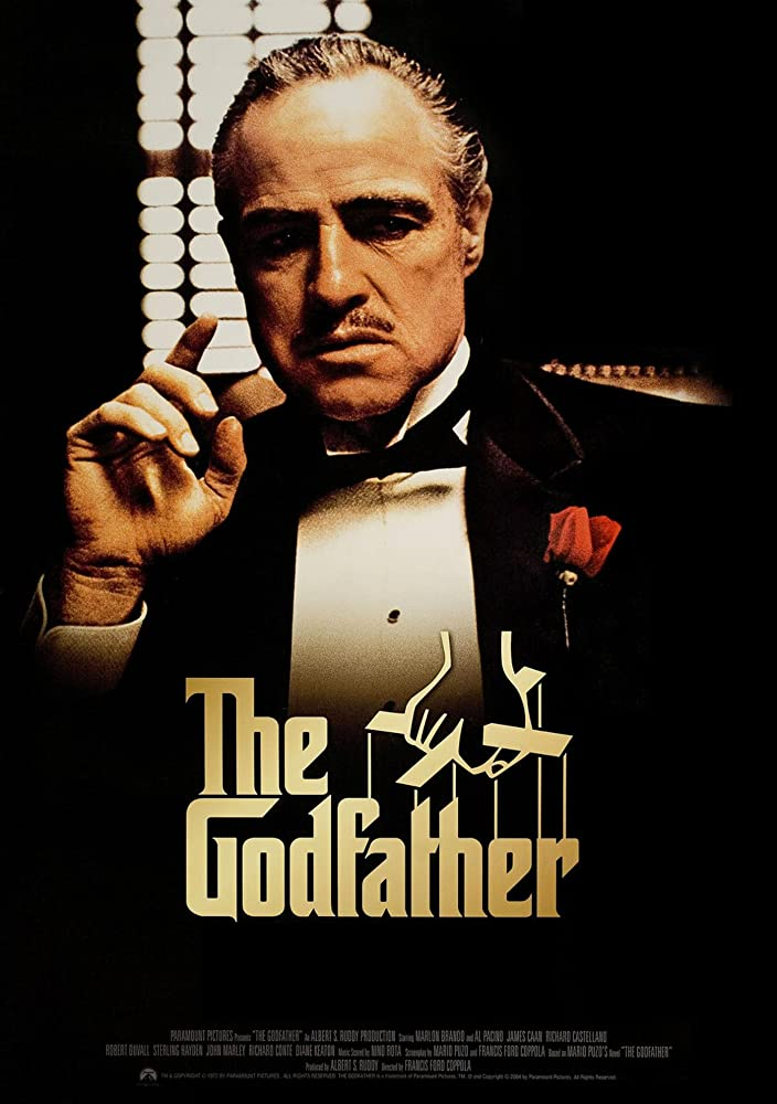 The Godfather, the best Italian-American movies - The Proud Italian