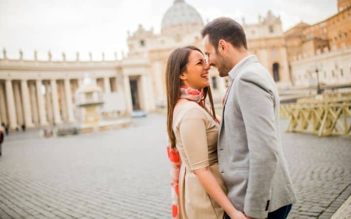 Romantic Italian Sayings, The Proud Italian