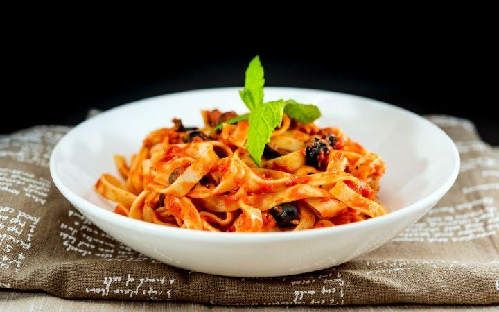 Pasta - The Proud Italian