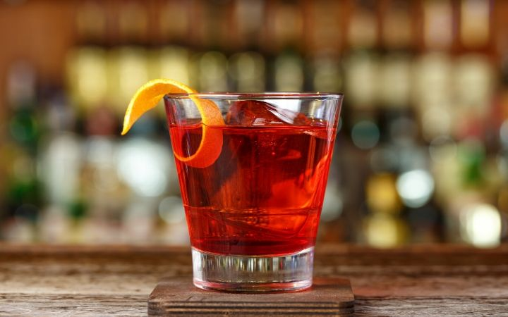 Campari - The Proud Italian