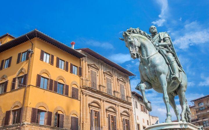 Cosimo De Medici, Florence - The Proud Italian