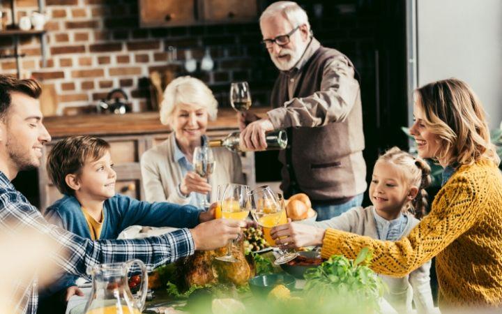 Italian family culture, Sunday dinner - The Proud Italian