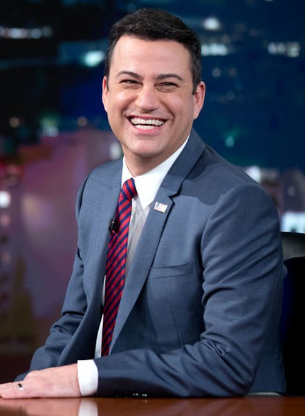 Jimmy Kimmel, successful Italian-American celebrities - The Proud Italian
