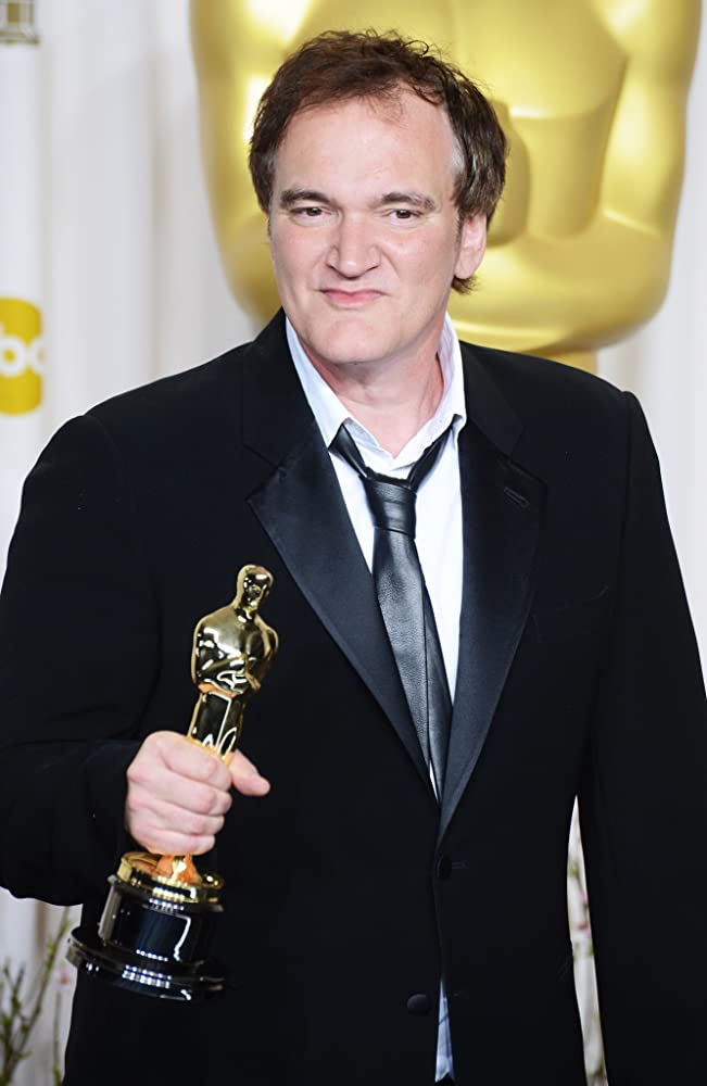 Quentin Tarantino, successful Italian-American celebrities - The Proud Italian