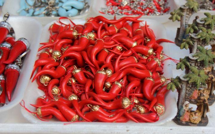 Red cornicello amulet - The Proud Italian
