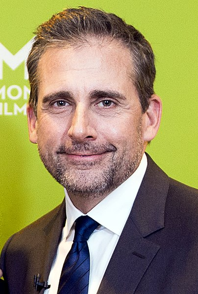 Steve Carell, Italian-american celebrities - The Proud Italian