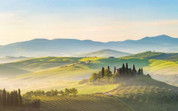 Tuscany - The Proud Italian