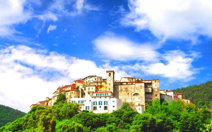 Ameglia, tourist destination near Tellaro Village - The Proud Italian