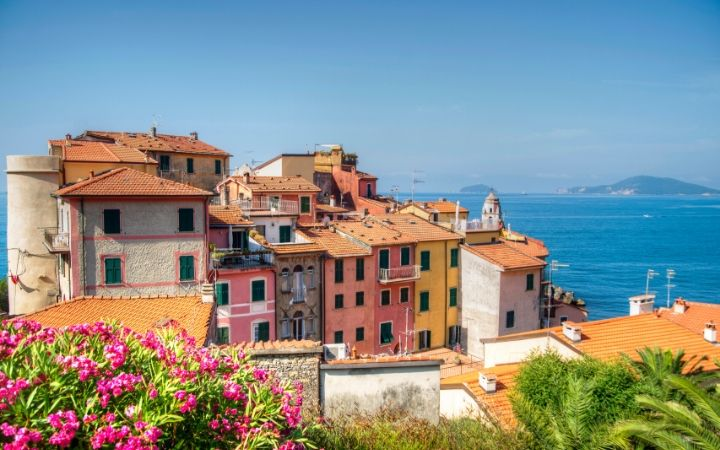 Colorful Village Tellaro in Italy - The Proud Italian