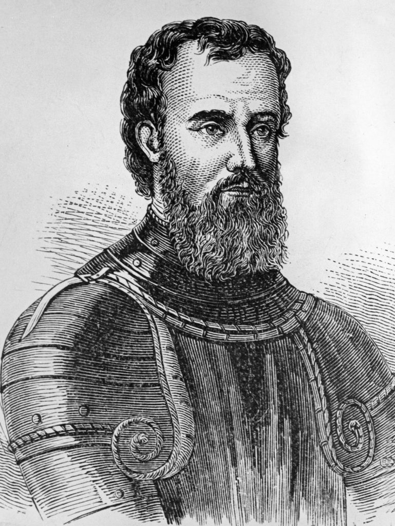Famous Italian explorers, Giovanni da Verrazzano - The Proud Italian