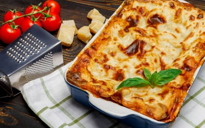Lasagna al forno - The Proud Italian