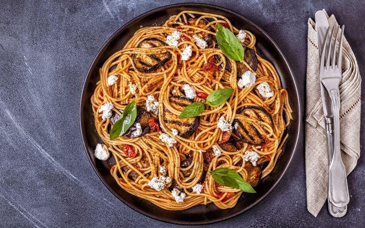 Pasta alla Norma, traditionally prepared in Sicily for Festa della Repubblica - The Proud Italian