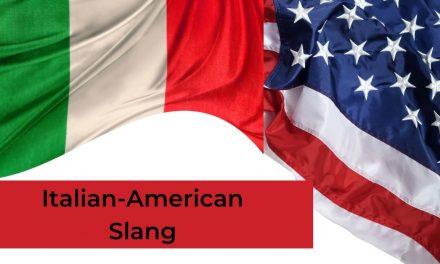 Italian-American Slang