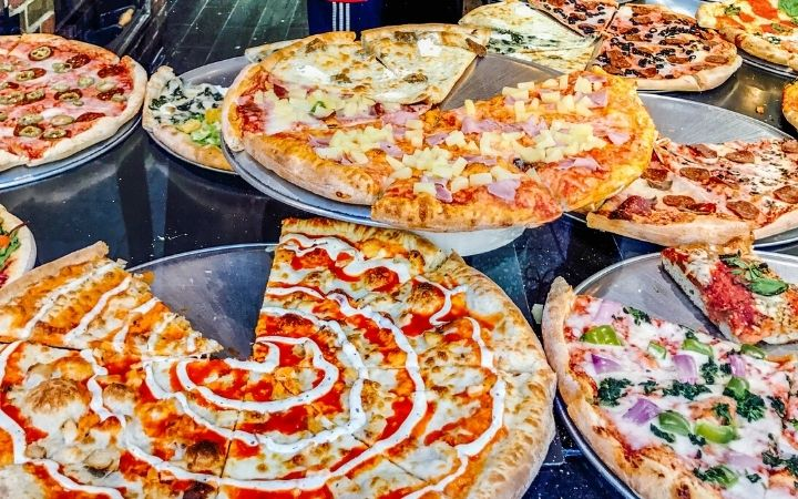 American pizza, different New York pizza styles - The Proud Italian