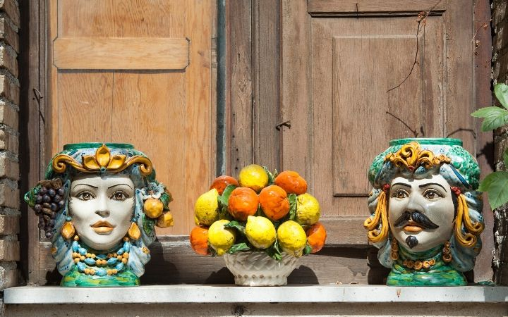 Souvenirs from Sicily - The Proud Italian