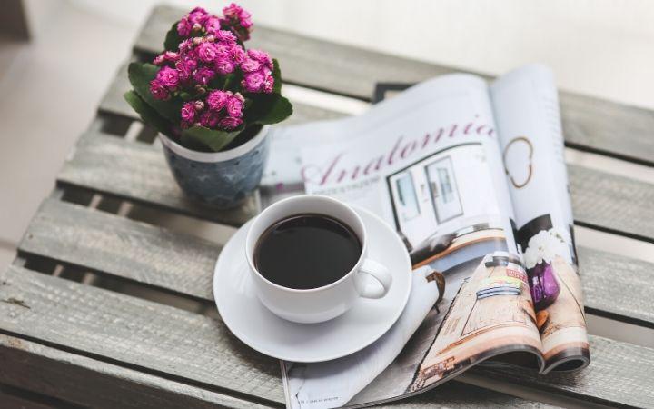 Cup of coffee - The Proud Italian