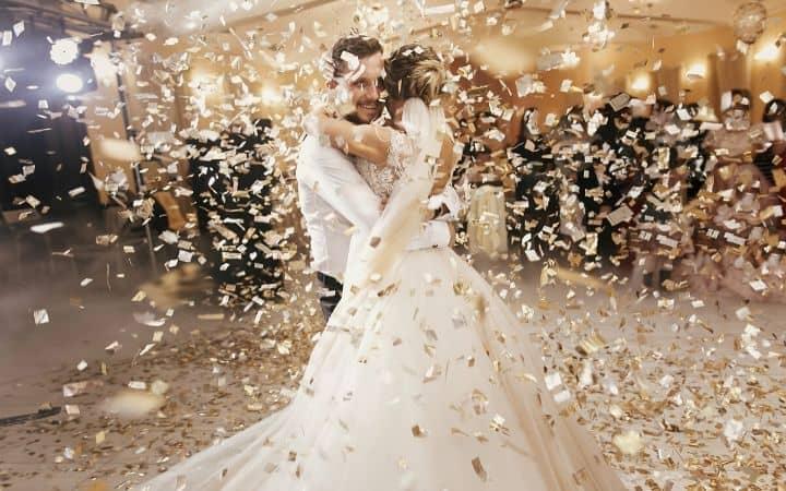 Wedding dance is one of the Italian wedding traditions - The Proud Italian