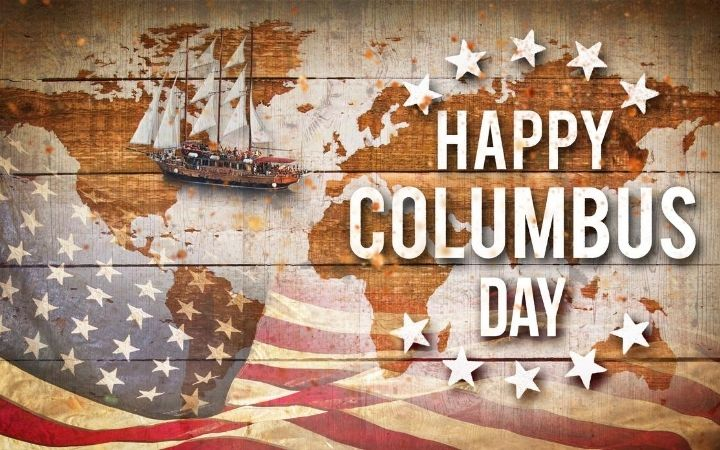 Columbus Day, Italian Heritage Month - The Proud Italian