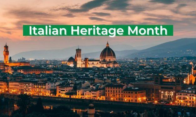 Italian Heritage Month
