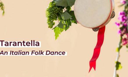 Tarantella: An Italian Folk Dance