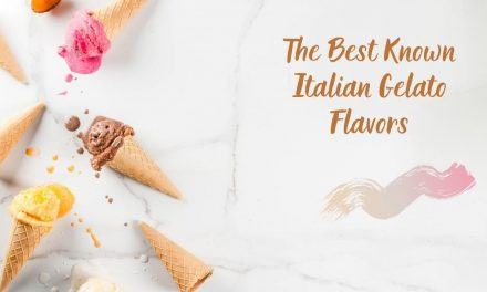 The Best Known Italian Gelato Flavors