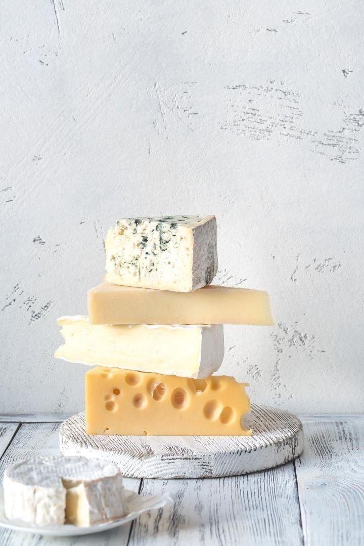 Most Popular Italian Cheeses - The Proud Italian