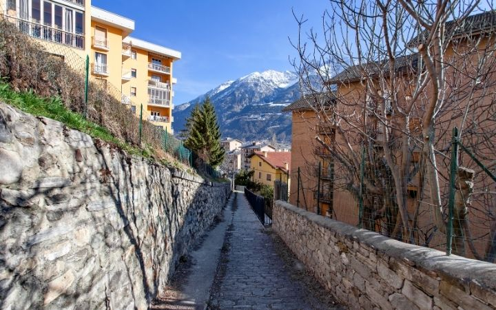 Aosta, What Are The 5 Regions of Italy - The Proud Italian