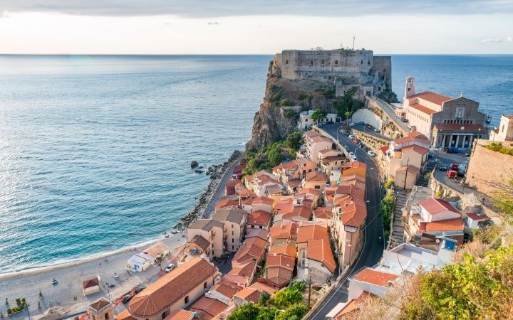 Scilla, Calabria, What Are The 5 Regions of Italy - The Proud Italian