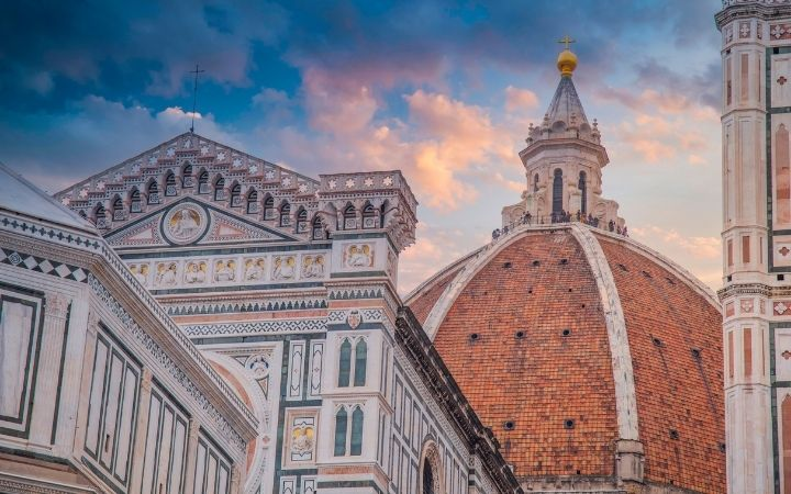 Cathedral Of Santa Maria del Fiore, Florence, What Are The 5 Regions of Italy - The Proud Italian