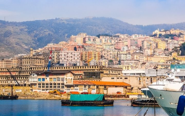 Genoa, What Are The 5 Regions of Italy - The Proud Italian