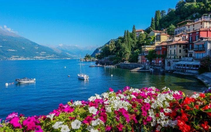 Lake Como, What Are The 5 Regions of Italy - The Proud Italian