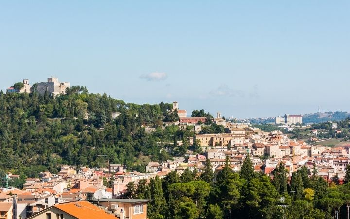 Monforte Castle, What Are The 5 Regions of Italy - The Proud Italian