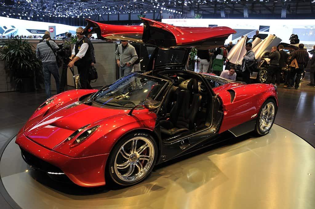 Pagani Huayra, The Most Beautiful Italian Sports Cars - The Proud Italian