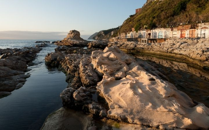Passetto Beach, What Are The 5 Regions of Italy - The Proud Italian