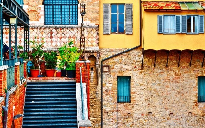 Perugia, What Are The 5 Regions of Italy - The Proud Italian