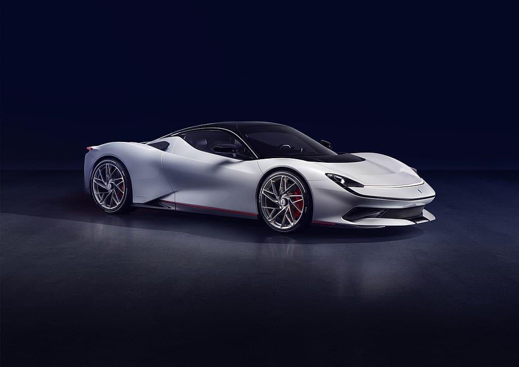 Pininfarina Battista, The Most Beautiful Italian Sports Cars - The Proud Italian