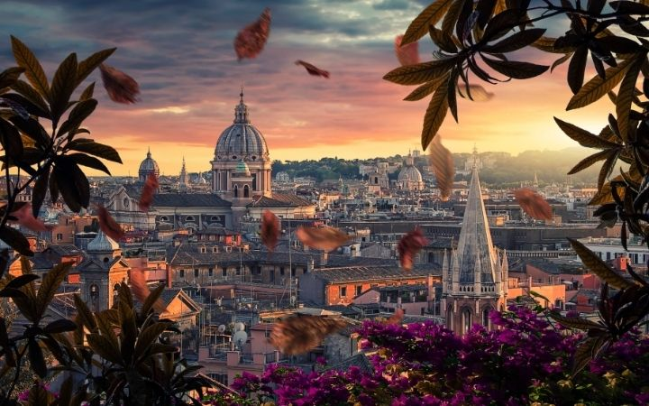 Rome, What Are The 5 Regions of Italy - The Proud Italian
