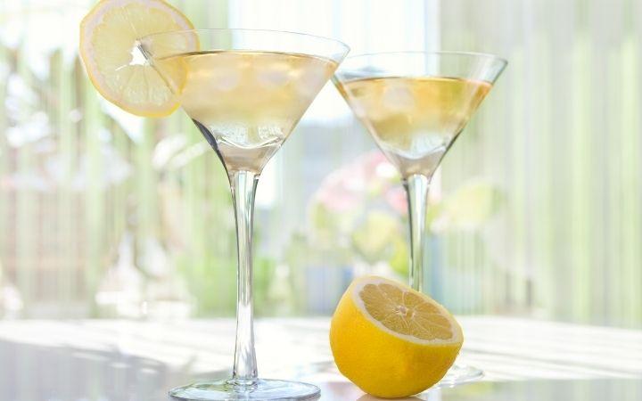 Sambuca Citrus Martini, Sambuca Drink Recipes - The Proud Italian