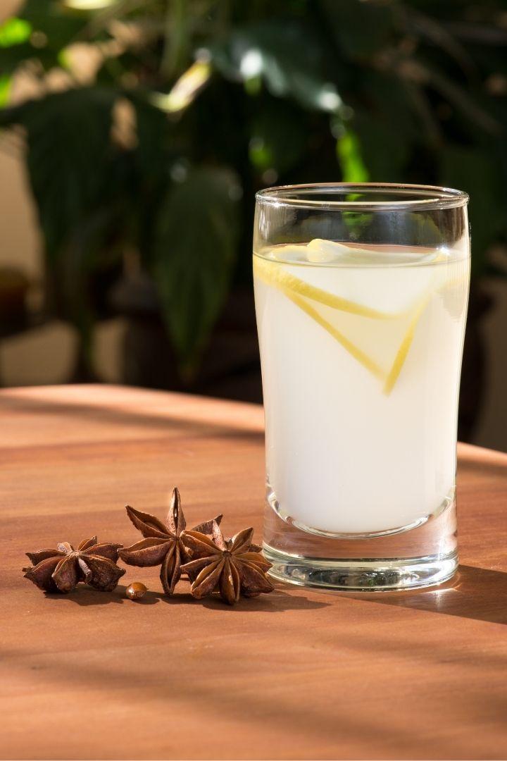 Sambuca Lemonade, Sambuca Drink Recipes - The Proud Italian