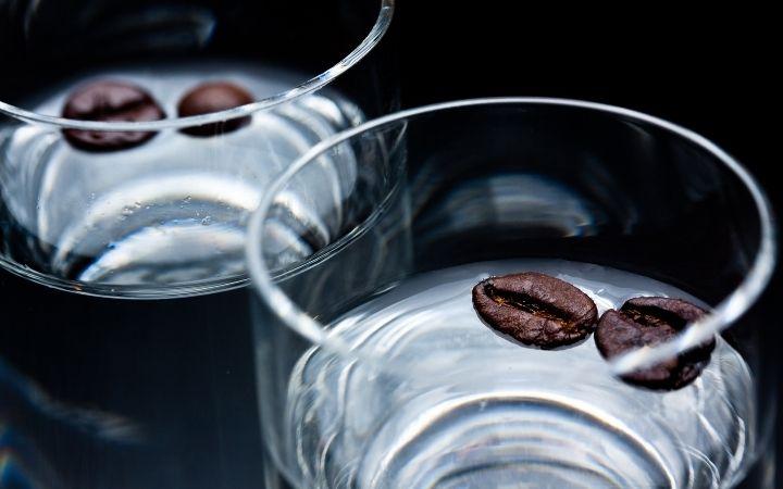 Sambuca drink with coffee beans, Sambuca Drink Recipes - The Proud Italian