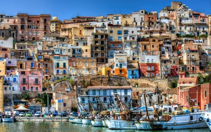 Sciacca in Sicily, What Are The 5 Regions of Italy - The Proud Italian