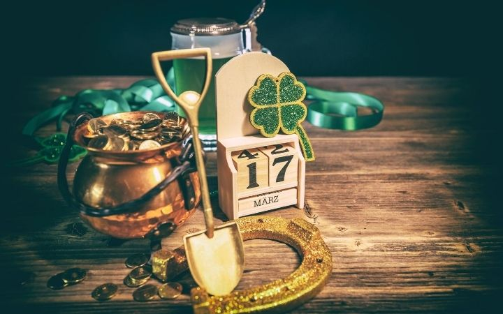 St. Patrick Day, Was St. Patrick Itailan_ - The Proud Italian
