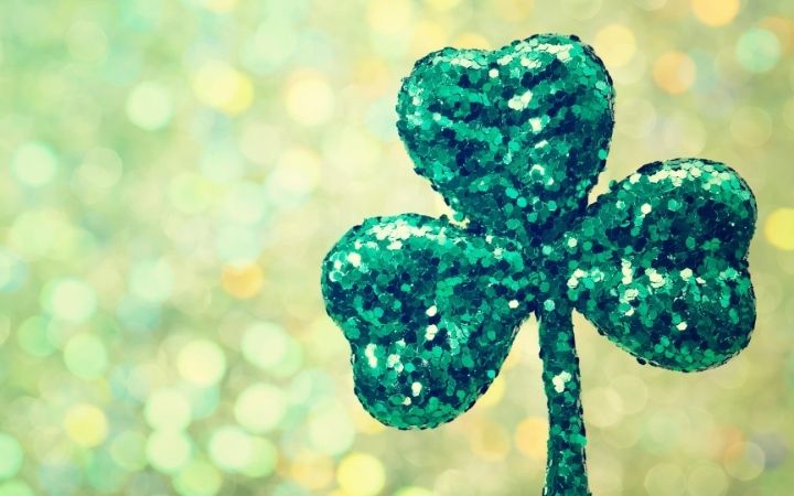 St. Patricks Day Shamrock , Was St. Patrick Italian? - The Proud Italian