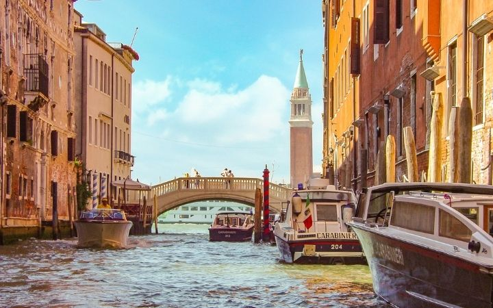 Venice, What Are The 5 Regions of Italy - The Proud Italian