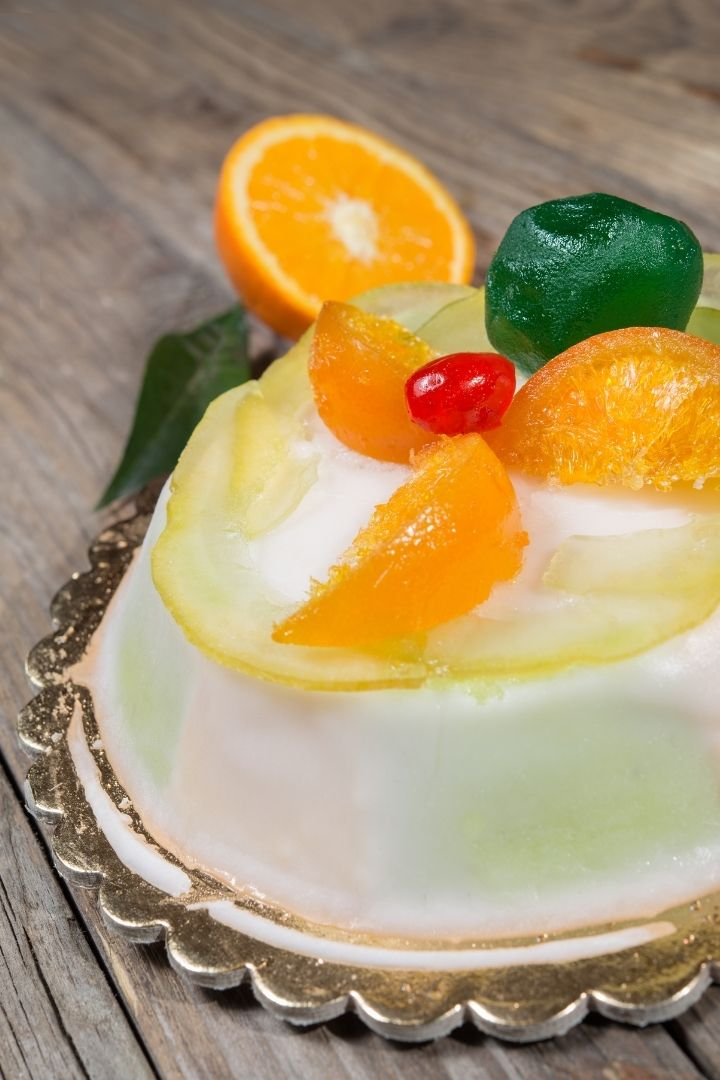 Cassata, 13 Most Popular Italian Pastries - The Proud Italian