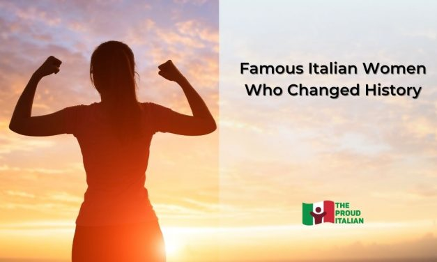Famous Italian Women Who Changed History