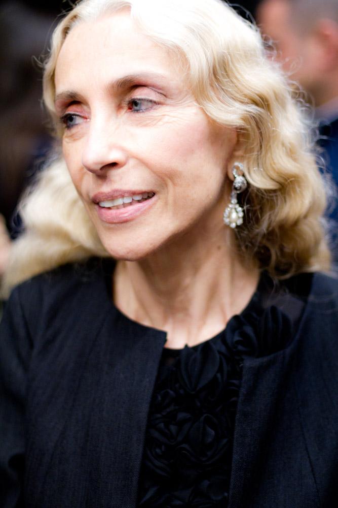 Franca Sozzani, Famous Italian Women Who Changed History - The Proud Italian