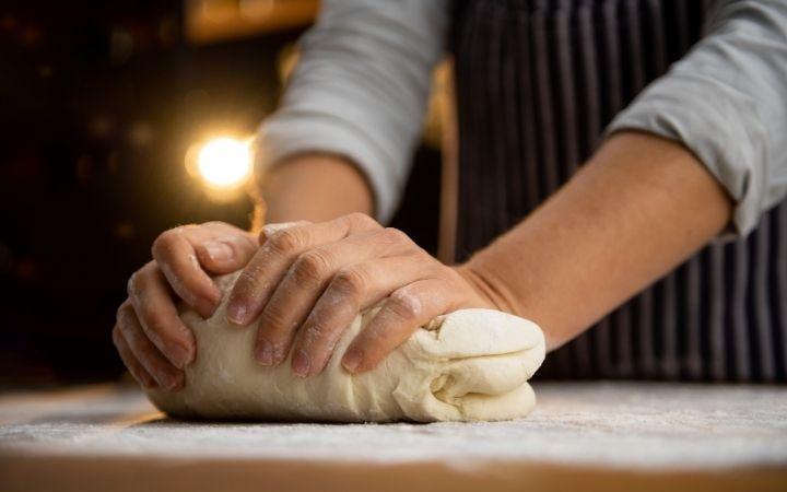 Knead the dough, Malloreddus a Typical Sardinian Food - The Proud Italian