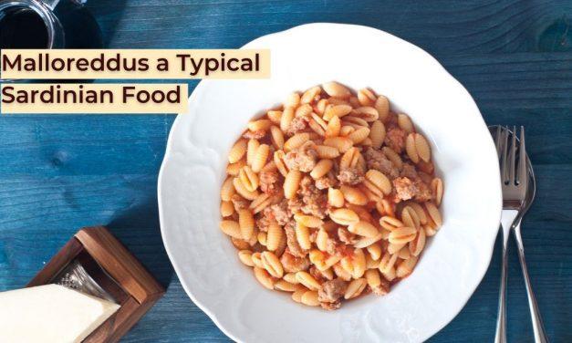 Malloreddus a Typical Sardinian Food