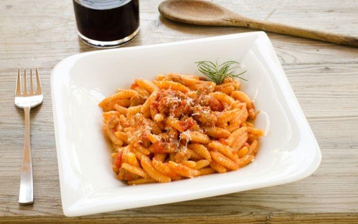 Malloreddus alla Campidanese, Malloreddus a Typical Sardinian Food - The Proud Italian